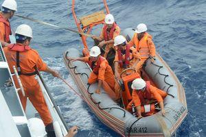 6 ngư dân mất liên lạc hơn 10 ngày ở vùng biển Hoàng Sa