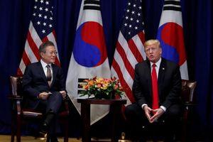 Moon-Trump nhất trí về tổ chức hội nghị thượng đỉnh Mỹ-Triều lần 2