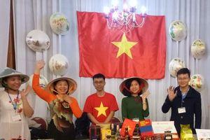 Dấu ấn Việt Nam trong Hội chợ quốc tế tại Mông Cổ