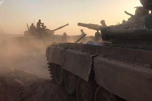 Huyết chiến ở Idlib 'đổ vỡ', Syria rục rịch động binh đổ bộ chiến trường phía nam