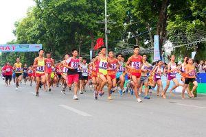 Hơn 1.500 vận động viên tham dự giải chạy Báo Hà Nội Mới mở rộng năm 2018
