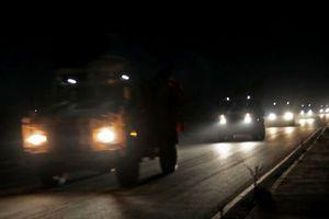 Binh lực Thổ Nhĩ Kỳ ào ạt tiến vào Idlib, Syria