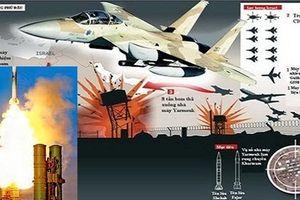 Israel định tấn công tàu chở S-300, Nga sẽ đánh thẳng tay