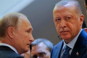 Syria lui binh, Nga-Thổ có chia xong Idlib?