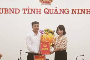 Nhân sự mới Quảng Ninh, Hòa Bình
