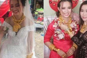 Cô dâu miền Tây được cụ tặng 50 cây vàng làm của hồi môn