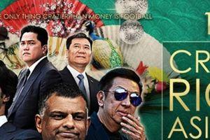 Top ông bầu bóng đá giàu nhất châu Á: Tỷ phú Nhật Vượng xếp thứ 4
