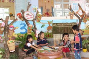 Giúp trẻ thơ phát triển toàn diện