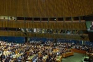 Chia sẻ trách nhiệm, hành động vì hòa bình và phát triển bền vững