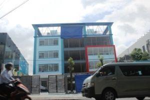 Đề nghị cưỡng chế vụ 'Xin làm tường rào nhưng xây trường học bốn tầng'