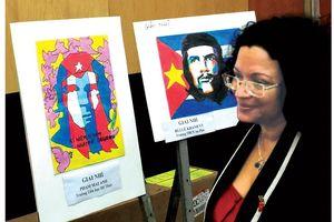 Cao cả tình đoàn kết Việt Nam - Cuba