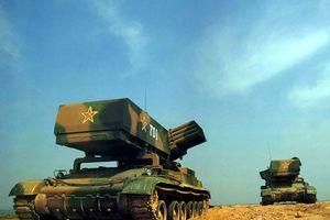 Choáng với khẩu pháo phản lực 40 nòng của Trung Quốc