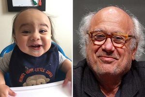 Ngắm biểu cảm khuôn mặt 'già như trái cà' của các bé khiến bố mẹ phải cười bò