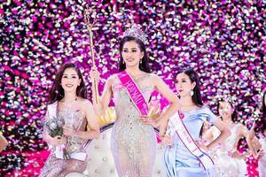Tân Hoa hậu Trần Tiểu Vy: 'Tôi đã chuẩn bị tâm lý để đối diện với áp lực dư luận'