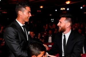 Ronald, Messi bị chỉ trích vì vắng mặt tại lễ trao giải The Best