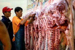 Thịt heo 'nóng' và 'lạnh' đều tăng giá
