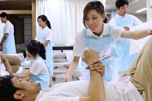 Nhật hỗ trợ tiền giúp điều dưỡng nước ngoài học tiếng bản xứ
