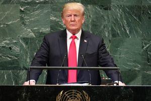 Tổng thống Trump ca ngợi Triều Tiên, kêu gọi cô lập Iran tại Liên Hiệp Quốc
