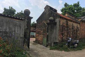 Giây phút khống chế nghi phạm gây ra vụ thảm án ở Thái Nguyên