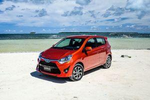 Toyota Wigo có giá bán bao nhiêu tại thị trường Việt?