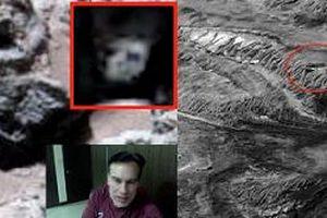 Bằng chứng mới nhất nghi người ngoài hành tinh trên sao hỏa