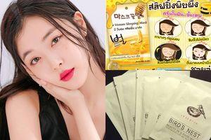 Phát sốt với loạt nguyên liệu siêu độc lạ mà gái Hàn thường dùng để dưỡng da