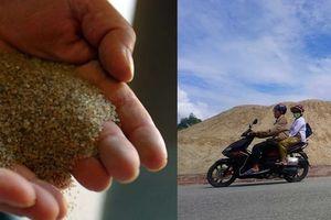 Tài nguyên cát ở Huế: Chỗ khan hiếm, nơi tích trữ khổng lồ trái phép