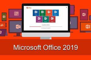 Microsoft Office 2019 mang đến cải tiến nhỏ cho Windows và Mac