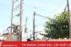 Quá thời hạn thông báo: HTX Thành Tâm vẫn không đóng điện cho dân