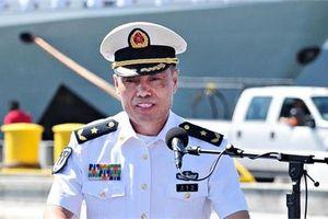 Tư lệnh hải quân Trung Quốc bất ngờ hủy họp với Mỹ