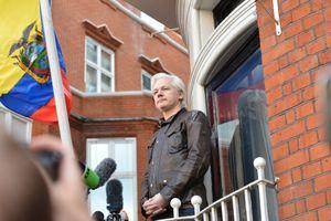 Nga từng tính cách giải cứu 'kẻ thù của Mỹ' khỏi Sứ quán Ecuador ở Anh