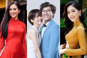 Sau 1 tháng đình đám, Kiều Minh Tuấn đã chịu nhường top 3 Hoa Hậu Việt Nam chiếm sóng showbiz