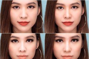 Cách tạo khối để sống mũi cao vút mà không cần phẫu thuật thẩm mỹ