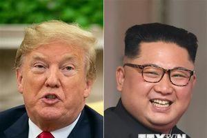 Tổng thống Trump khen nhà lãnh đạo Triều Tiên cởi mở và xuất sắc