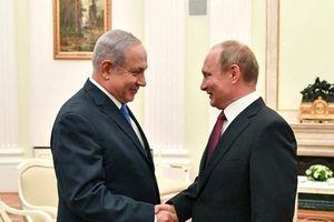 Vụ bắn nhầm máy bay: Thông tin của Israel trái với kết luận của Nga