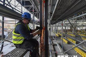 Số lượng việc làm tại Liên minh châu Âu đạt mức cao nhất lịch sử