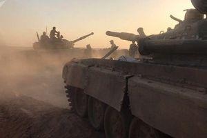 Vướng thỏa thuận Nga-Thổ, Syria bất ngờ chuyển quân sang khu vực khác