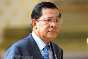 Thủ tướng Campuchia sẽ tới Việt Nam viếng Chủ tịch nước Trần Đại Quang