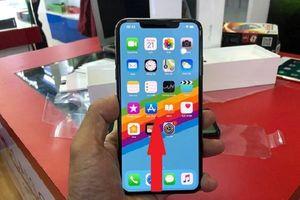 Hướng dẫn sử dụng iPhone Xs những thao tác lướt cơ bản