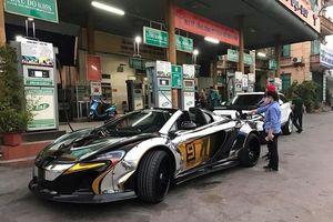 McLaren 650S Spider của chồng siêu mẫu Ngọc Thạch 'lên đời' nhờ hãng độ Liberty Walk