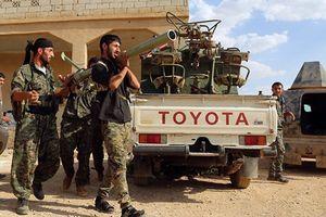 Đụng độ với người Kurd ở Bắc Syria, phiến quân được Ankara hậu thuẫn tổn thất nặng