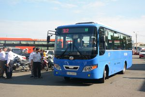 TP.HCM cần dùng thẻ thông minh thay vé xe buýt