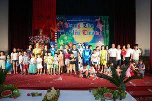Hơn 300 thiếu nhi tham gia chương trình 'Trung thu yêu thương'
