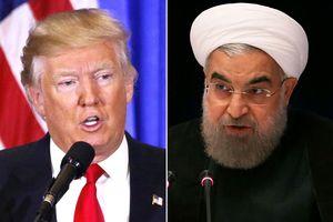 Ông Trump bất ngờ khen ngợi Tổng thống Iran
