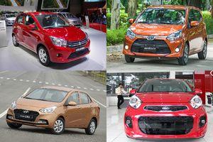Ô tô giá 400 triệu đồng, chọn mua xe nào?