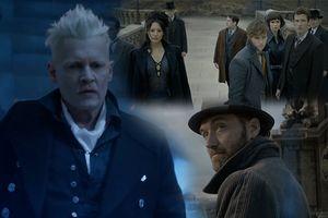 Chúa tể hắc ám Grindelwald phô diễn quyền năng trong trailer 'Fantastic Beasts 2' mới