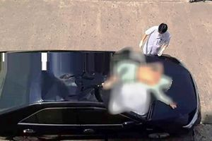 Ba bệnh nhân nhảy từ tầng cao của bệnh viện xuống đất