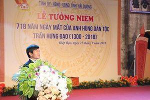 Khai hội mùa thu Côn Sơn - Kiếp Bạc 2018