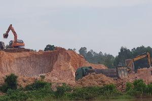 Núp dự án 'vườn ao chuồng' để bán đất: Vi phạm kéo dài sao không rút phép?