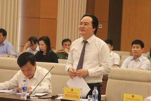 Bộ trưởng GD&ĐT: Giao kỳ thi cho địa phương, bệnh thành tích kéo dài